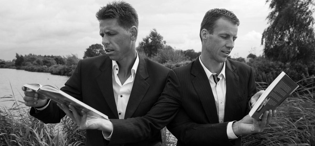 Coaches Remy de Wit & Matthijs Deken